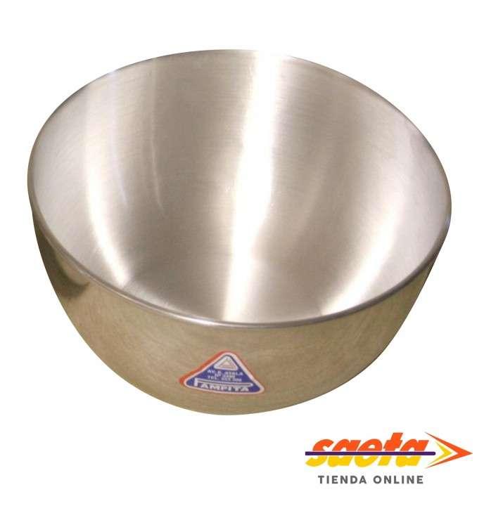 Bowl de aluminio Pampita de 2,5 litros - 0