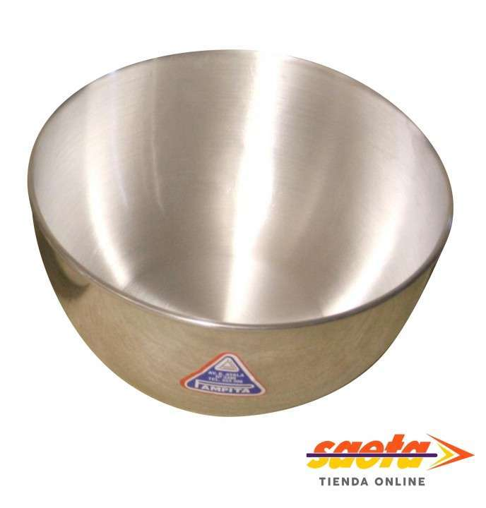 Bowl de aluminio Pampita de 2 litros - 0
