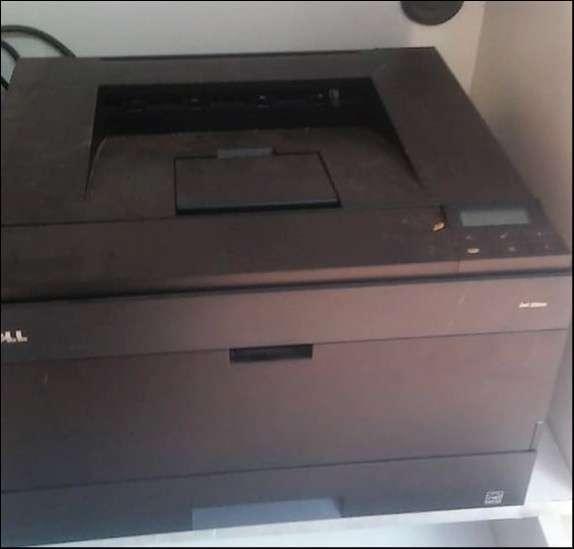 Impresora láser Dell 2330DN - 0