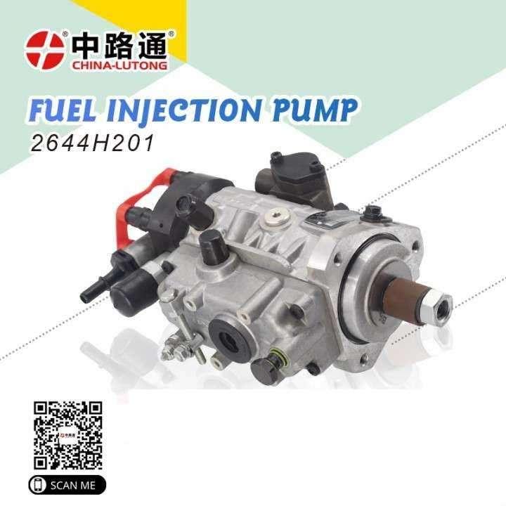Bombas de inyección rotativas diésel for perkins 1398-9320A217G - 0