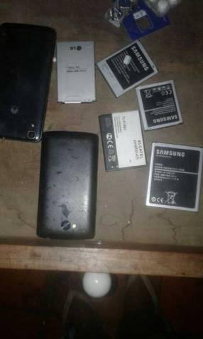 Baterías para celulares