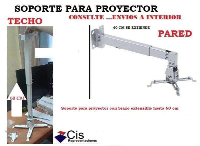 Soporte para proyector universal - 0