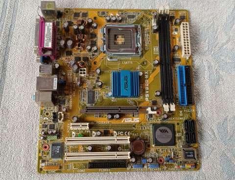 Placa madre Asus PSV800-MX - 0