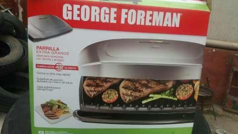Parrilla George Foreman 9 servicios - 0