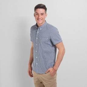 Camisa Timberland Mangas Cortas