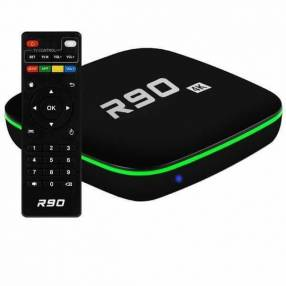 Android tv box r90 - 4k ultra