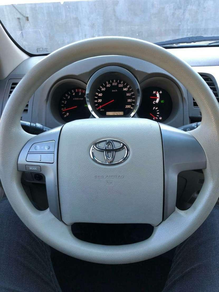 Toyota fortuner 2009 4x4 - 2