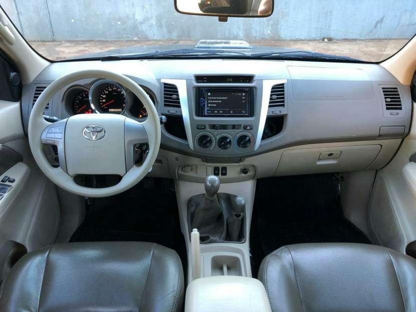 Toyota fortuner 2009 4x4 - 4