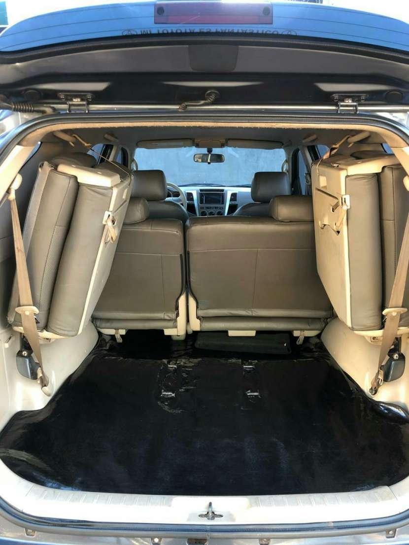 Toyota fortuner 2009 4x4 - 5