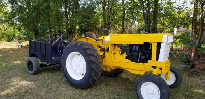 Tractor CBT 70 HP - 3