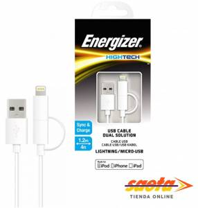 Cable usb Energizer