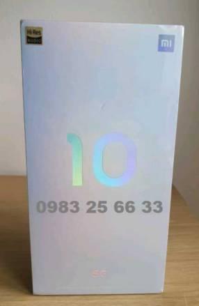 Xiaomi Mi 10 de 256 gb y 8 gb ram nuevos