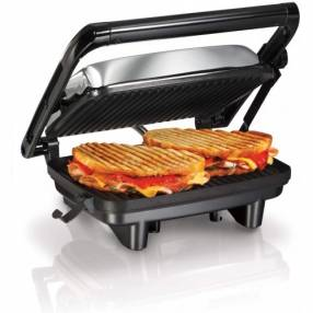 Sandwichera grill hamilton beach 25460-bz220