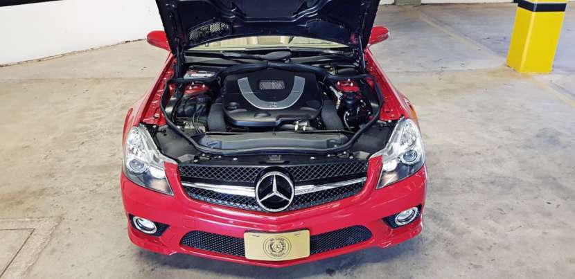 Mercedes Benz SL 550 - 8