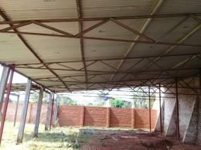 Terreno de 24x30 con tinglado en Itauguá
