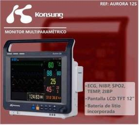 Monitor multiparamétrico Konsung