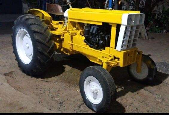 Tractor CBT 70 HP - 0