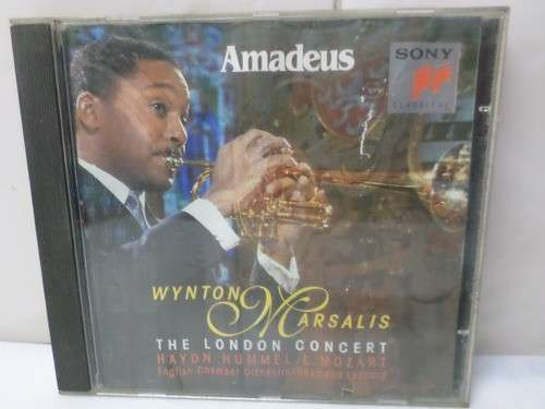 Wynton Marsalis London Concert CD Original - 0