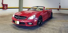 Mercedes Benz SL 550
