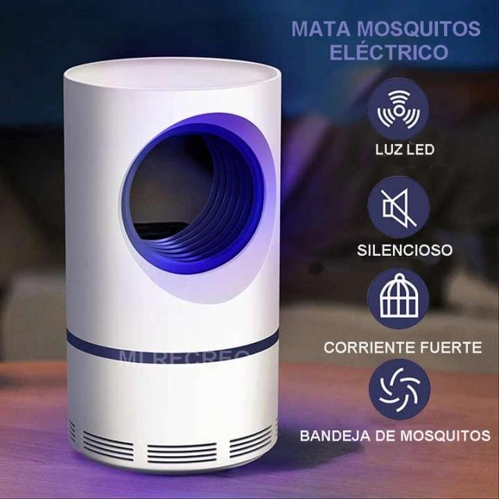 Mata mosquitos eléctrico - 0