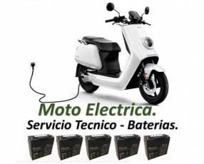 Servicio Técnico de Motos Eléctricas