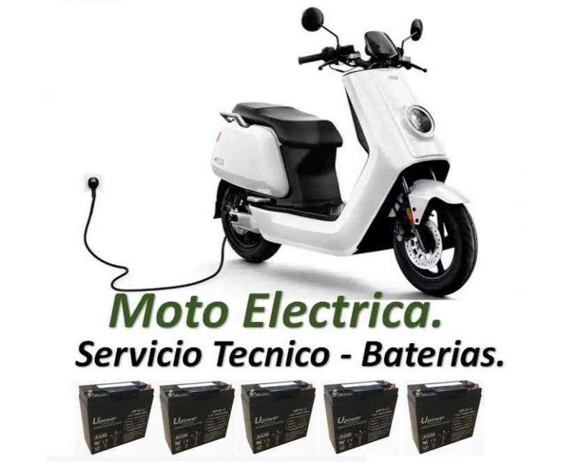 Servicio Técnico de Motos Eléctricas - 0