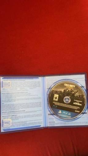 Call Of Duty World War ll para PS4