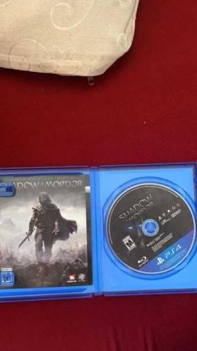 Sombras de Mordor para PS4