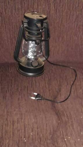 Lámpara con cargador