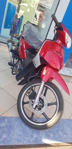 Moto Kenton Blitz 110 DLX