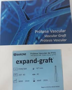 Prótesis Vascular