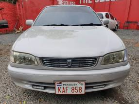 Toyota corolla 1998/9