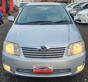Toyota new corolla 2006/7