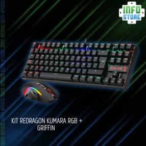 Kit Redragon Essentials K552RGB-BA
