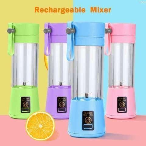 Mini mixer portátil - 0