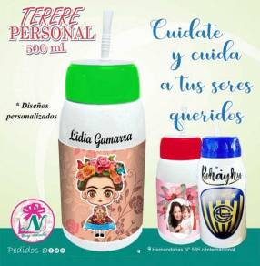 Terere express personalizados