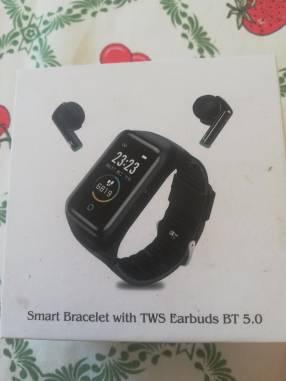 Smart Bracelet M7 con auriculares inalámbricos