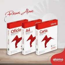Resma de hoja oficio Álamo y Cosmo - 0