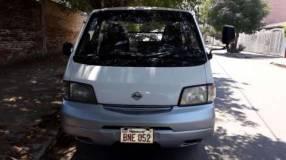 Nissan Vanette Carguero 2004 diésel mecánico
