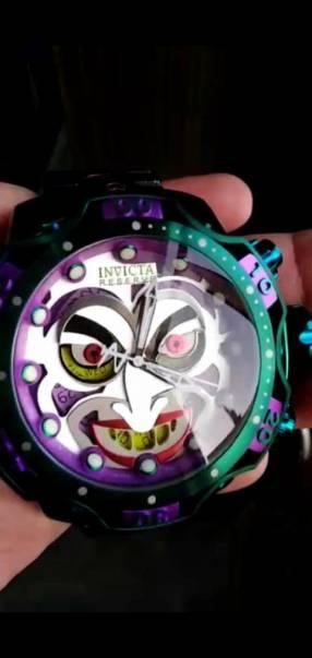 Reloj Invicta importado de EEUU