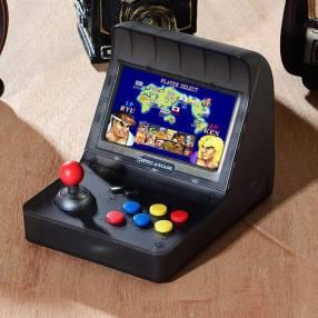 Mini consola retro Arcade 4.3 pulgadas 64 bits 3.000 juegos