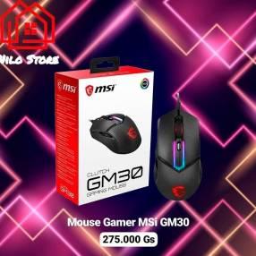 Mouse gamer MSi clutch gm30