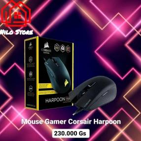 Mouse gamer Corsair Harpoon