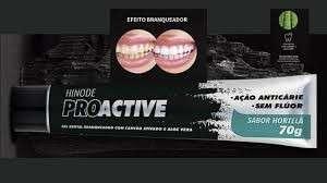 Gel blanqueador dental con carbón activado - 1