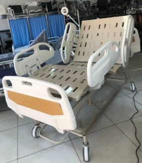 Cama de 5 movimientos para terapia intensiva