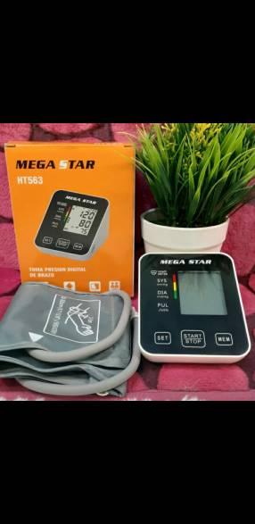 Toma presión digital Mega Star