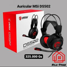 Auricular MSi gaming DS502