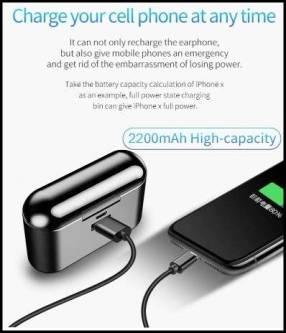 Cargador portátil USB de 2.200 mAh