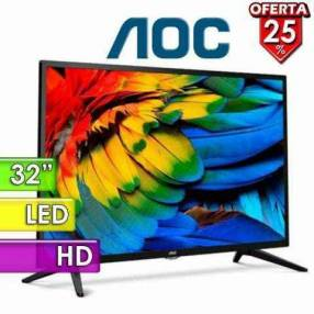 TV LED AOC de 32 pulgadas