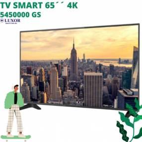 Smart TV 65 pulgadas 4K
